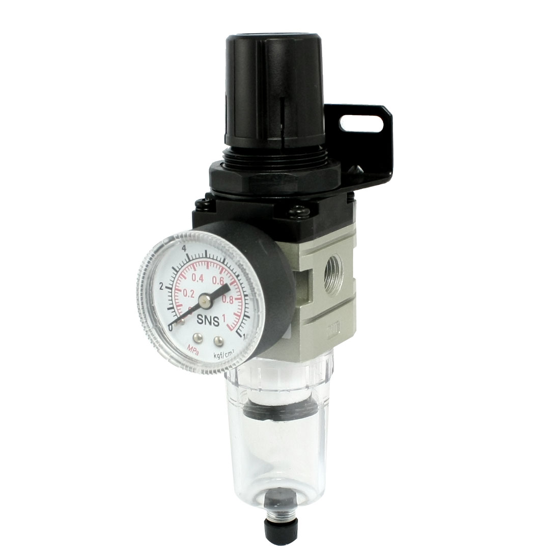 "0-1Mpa G1/4"" Pneumatic Air Source Treatment Filter Regulator"