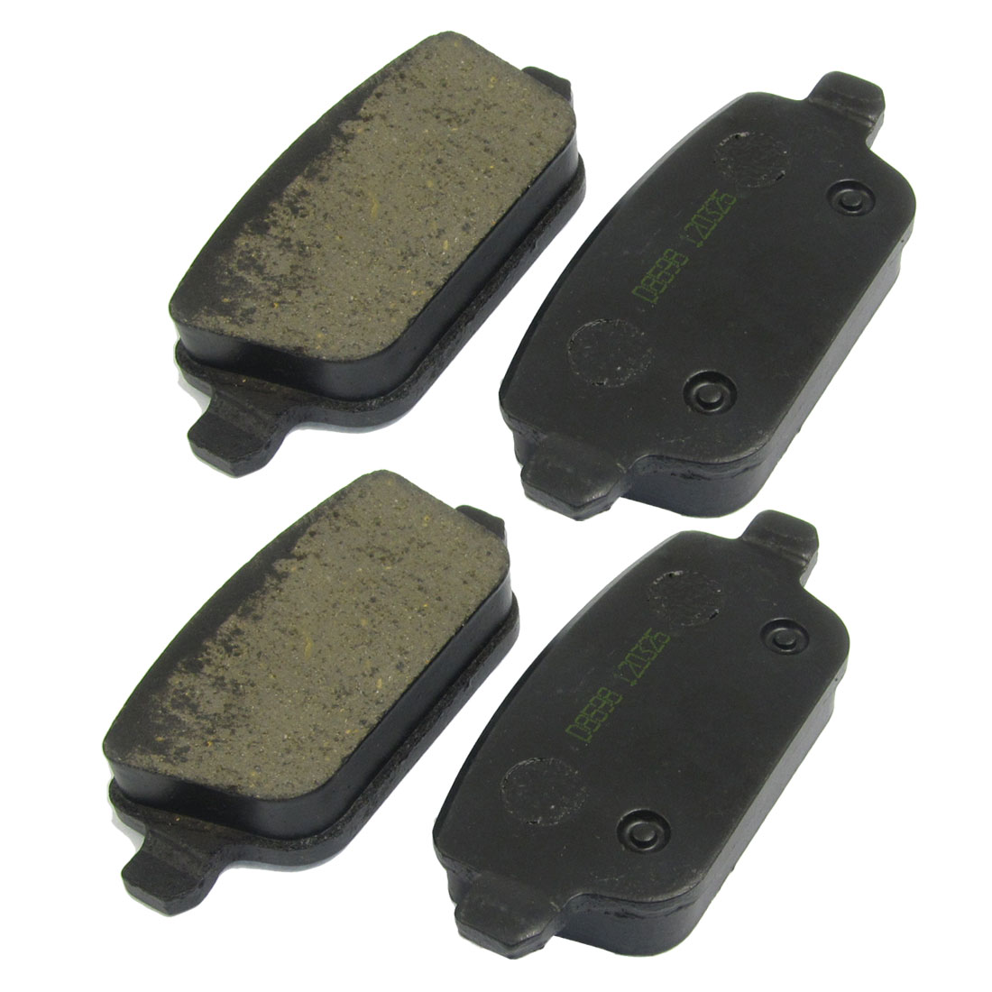 Auto Car Ceramic Disc Brake Pads Set Rear for Ford Mondeo