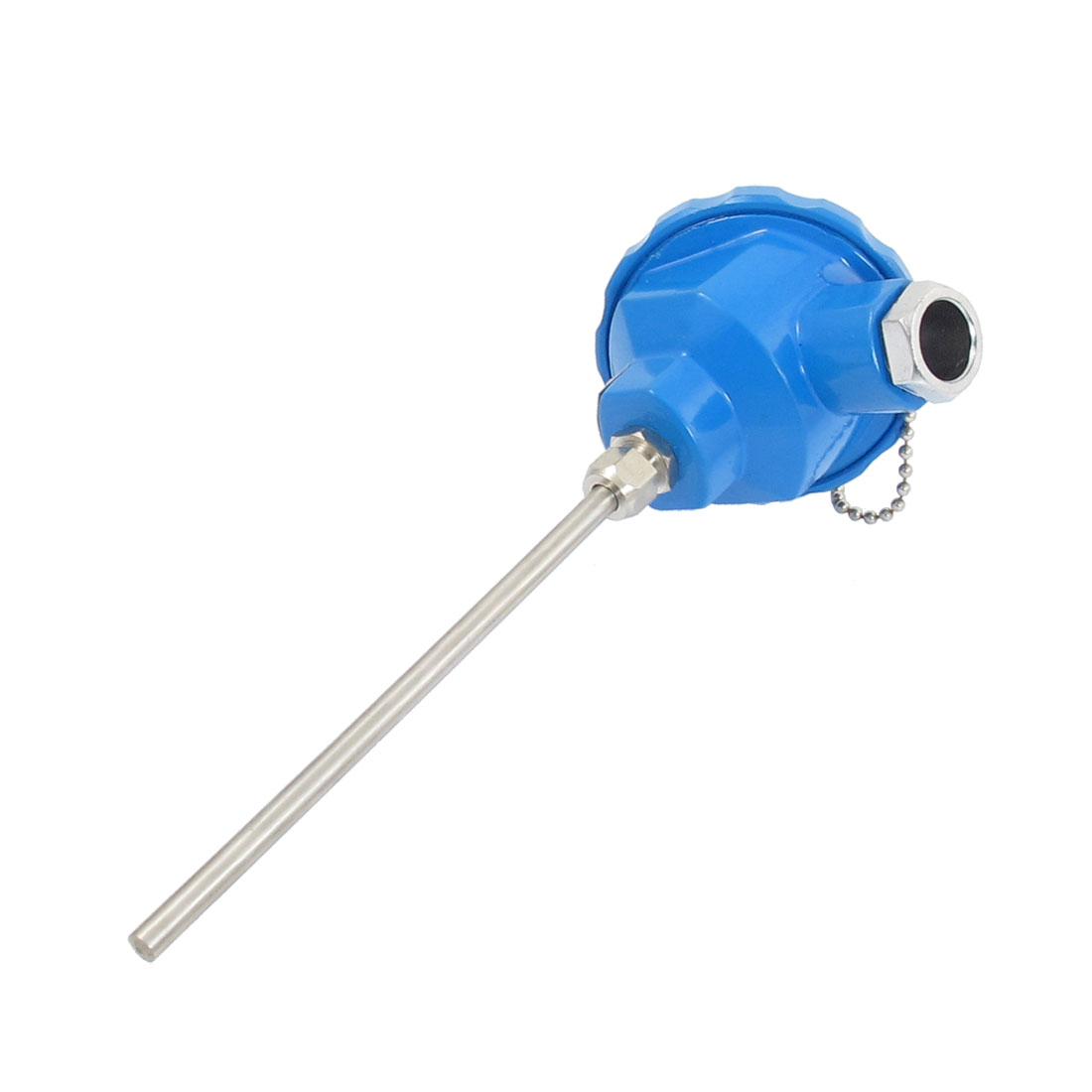 -200-450 Celsius 150mmx6mm Sensing Rod Temperature Transmitter Thermocouple Sensor