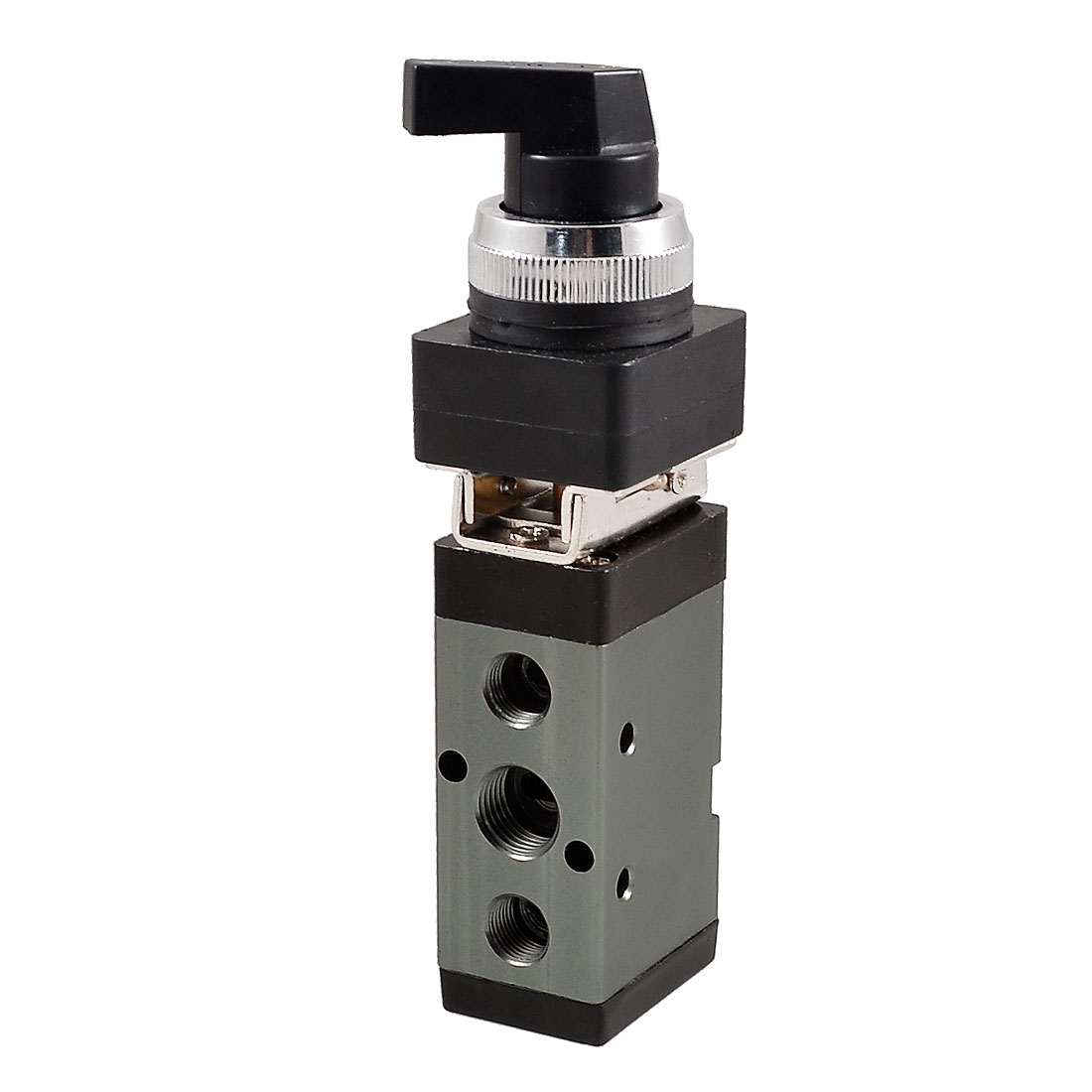 MSV-86522LB 5 Way 2 Position Hand Operation Pneumatic Air Solenoid Valve