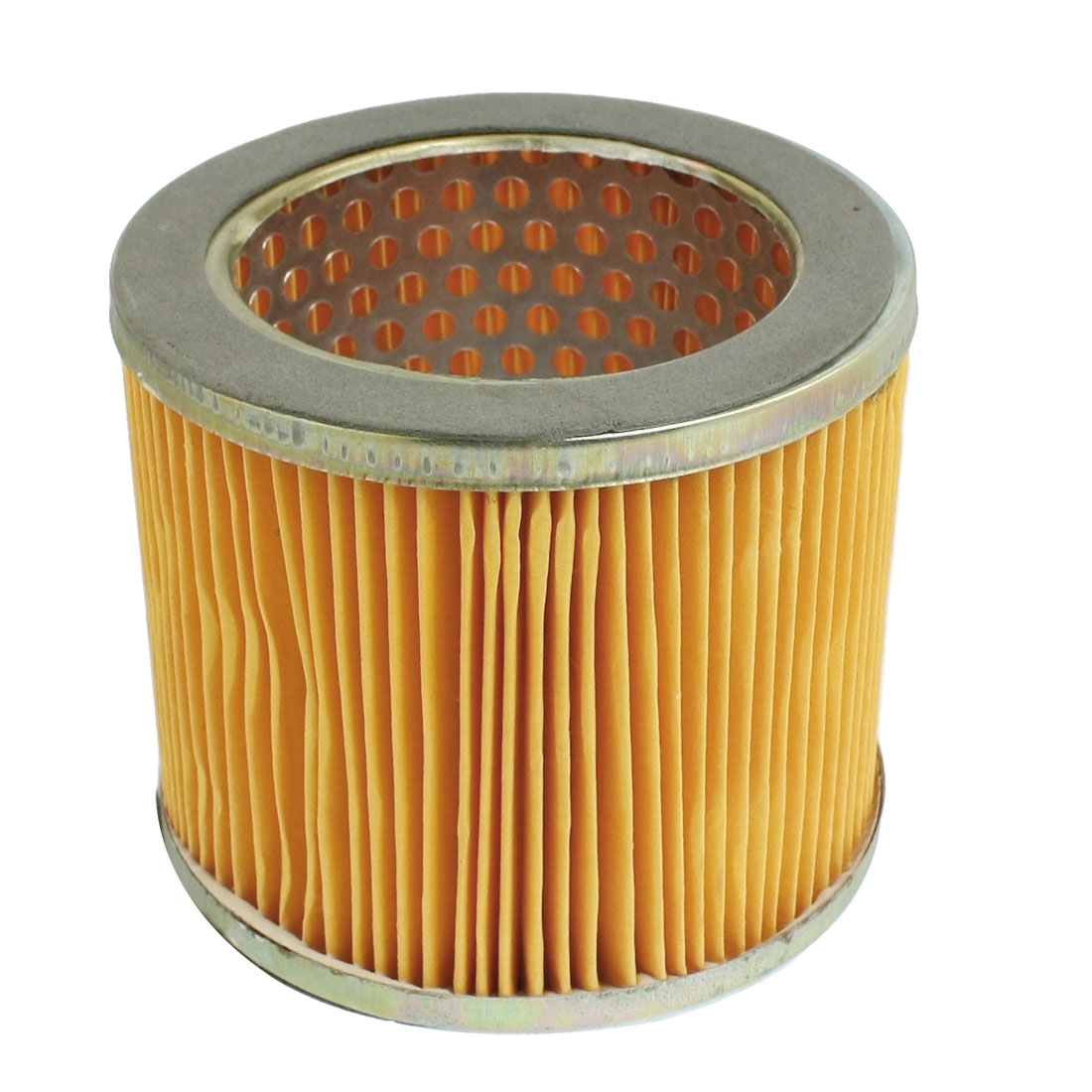 "4.1"" x 3.5"" Non-woven Cotton Air Cleaner Round Muffler Filter Element"