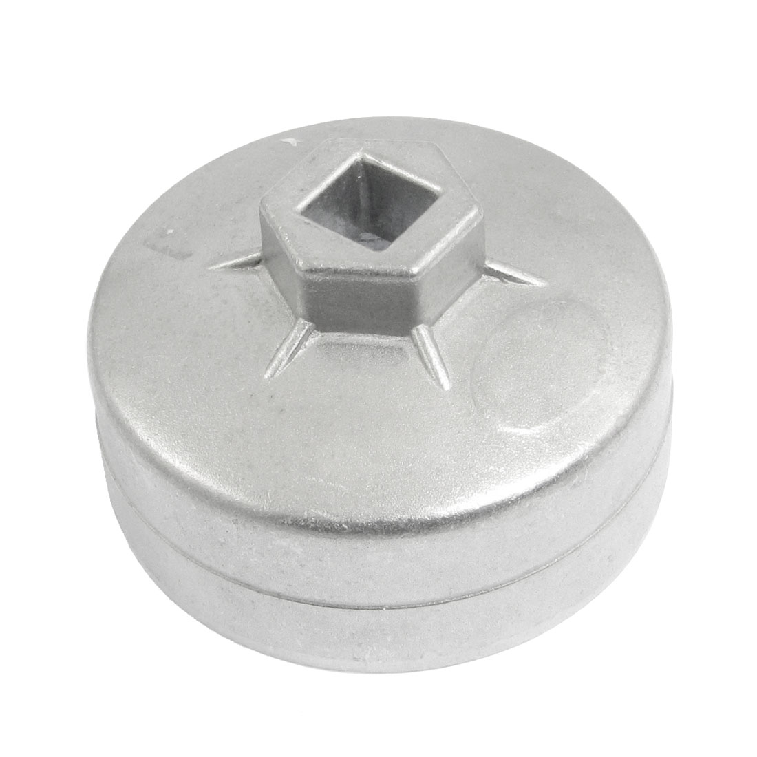 "1/2"" Square Drive 15 Flutes Cap Style Oil Filter Wrench 73mm"