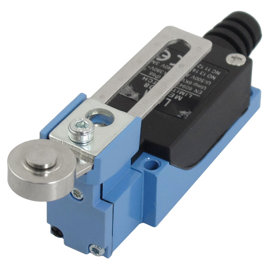 SPDT Momentary Adjustable Rotary Roller Lever Limit Switch ME-8108 for CNC Mill Plasma