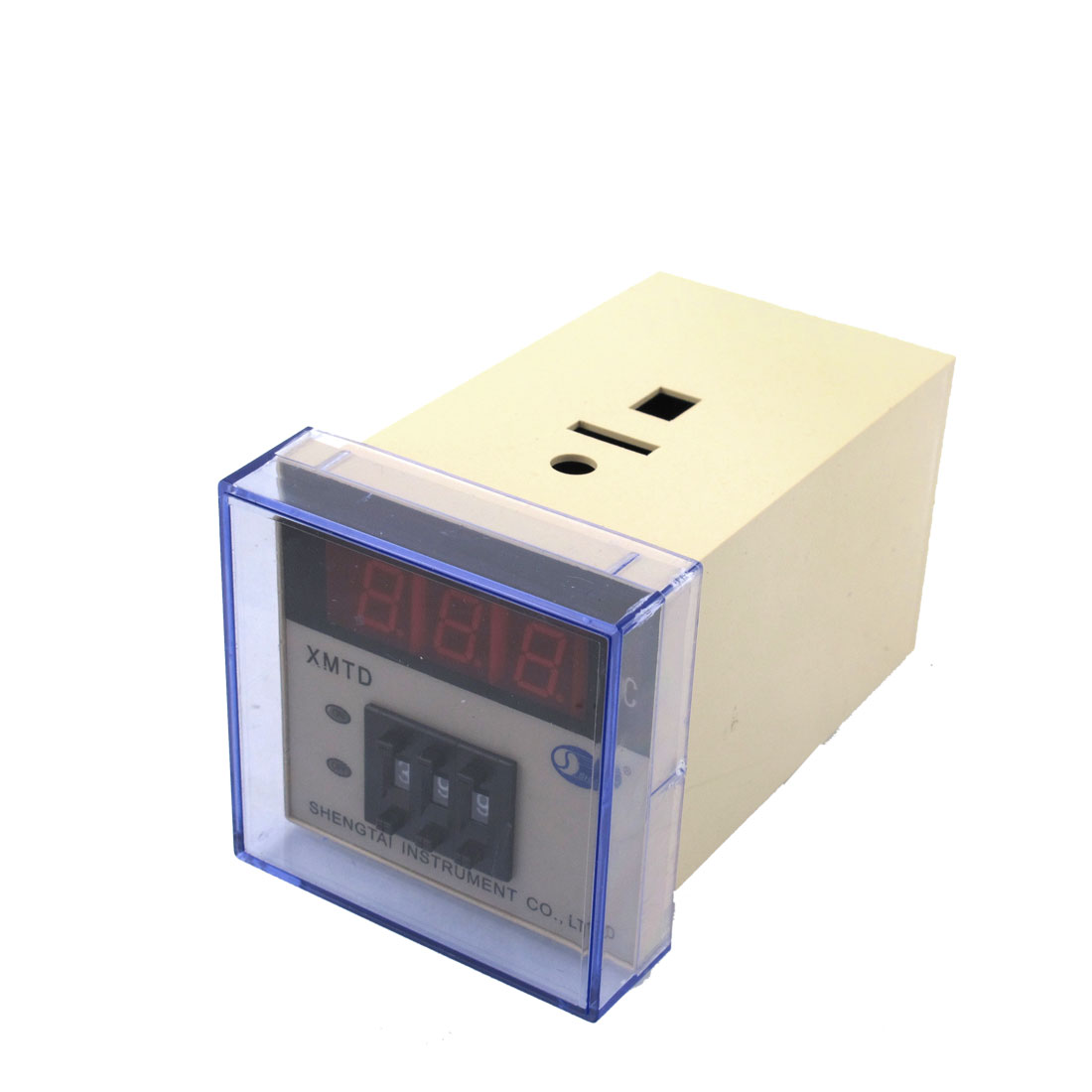 0-399C LED Digital Display Temperature Controller Control Meter XMTD-2001