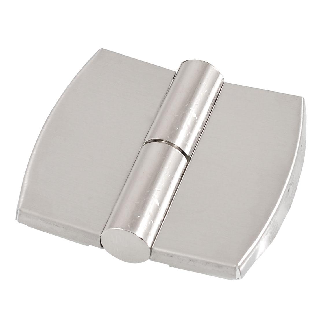 Door Cabinet Silver Tone Stainless Steel Left Hand Lift Off Hinge