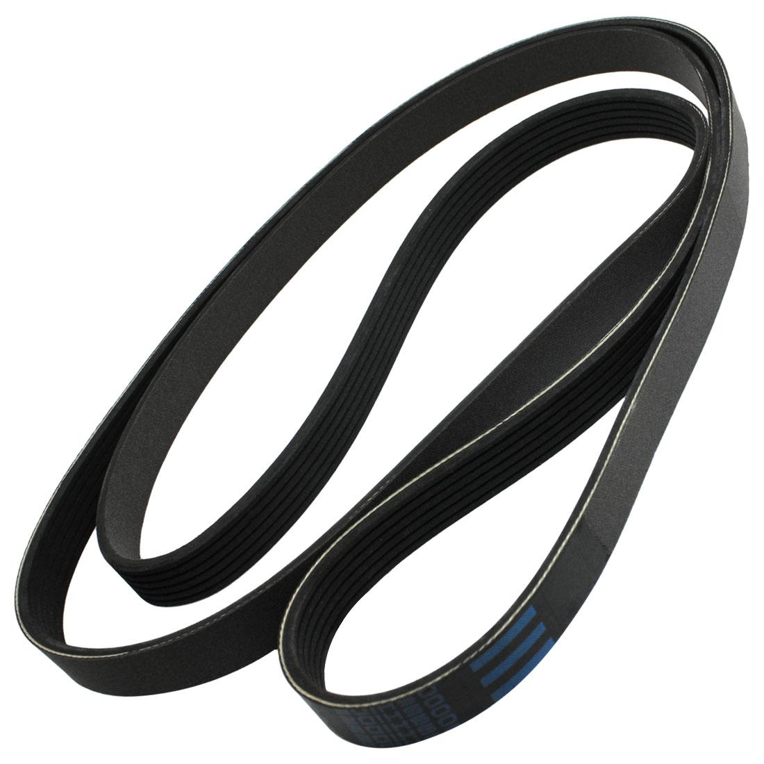 Serpentine Belt 6PK2225 for Chevrolet C1500 C2500 K1500 K2500 Suburban C3500 G30