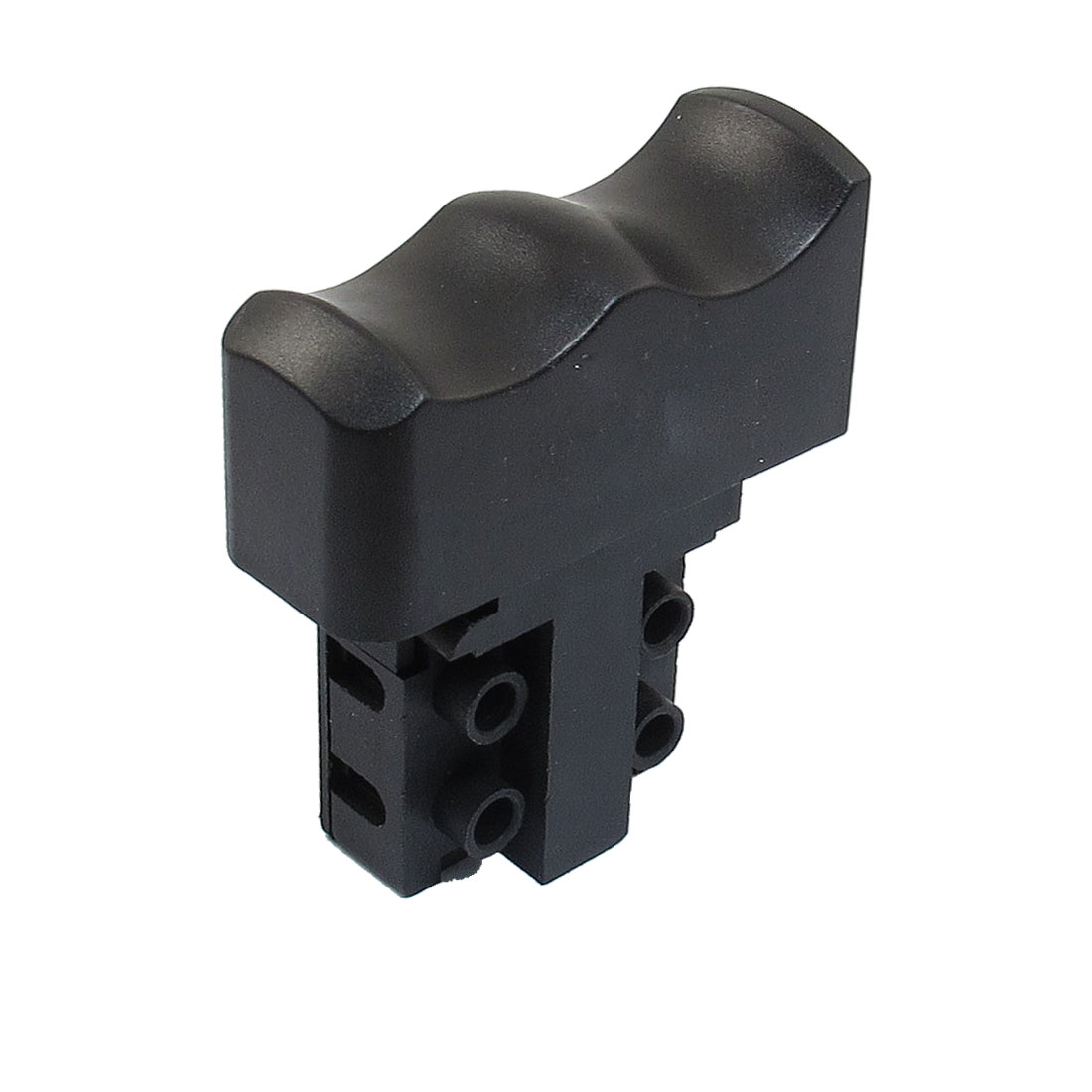 AC 250V 6A Momentary Lock On DPST Electric Power Tool Control Trigger Switch