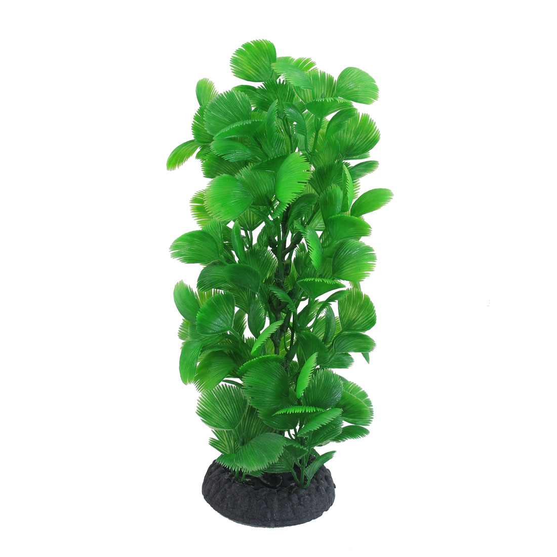 "Green Plastic 9.3"" Artificial Water Plant Decoration for Aquarium Fish Tank"