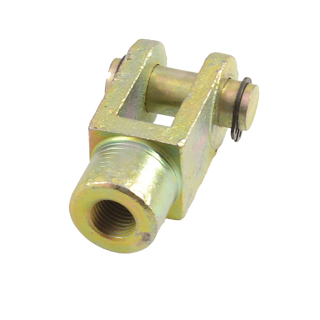 Y Joint M12 Female to Male Thread Pneumatic Cylinder Piston Clevis
