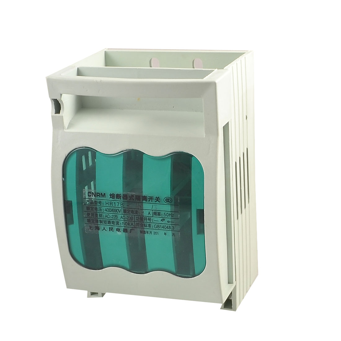 AC 400/690V 40A 3 Poles Fuse Type Disconnecting Isolate Switch