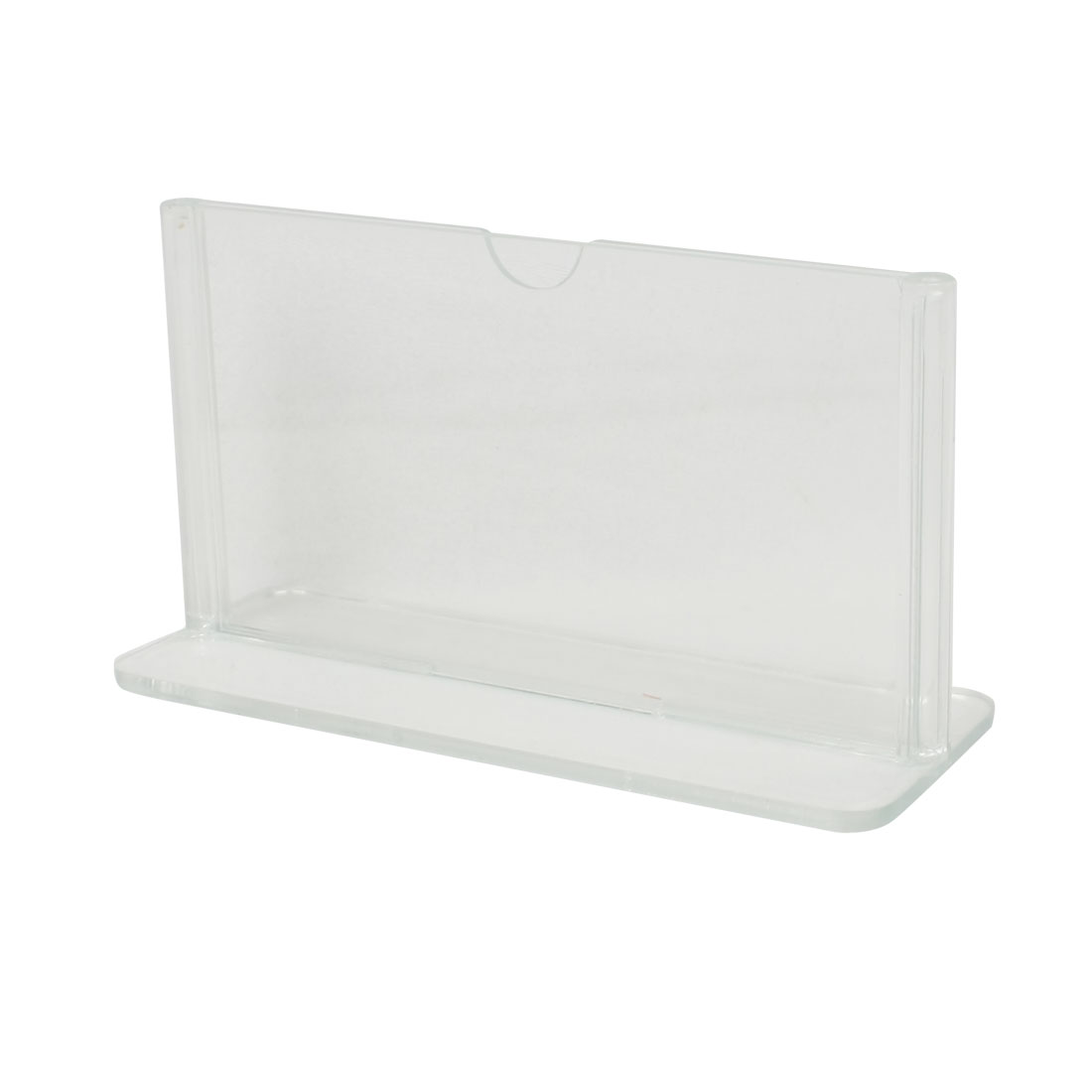 "4.7"" x 2.8"" Exhibition Paper Holder Display Stand"