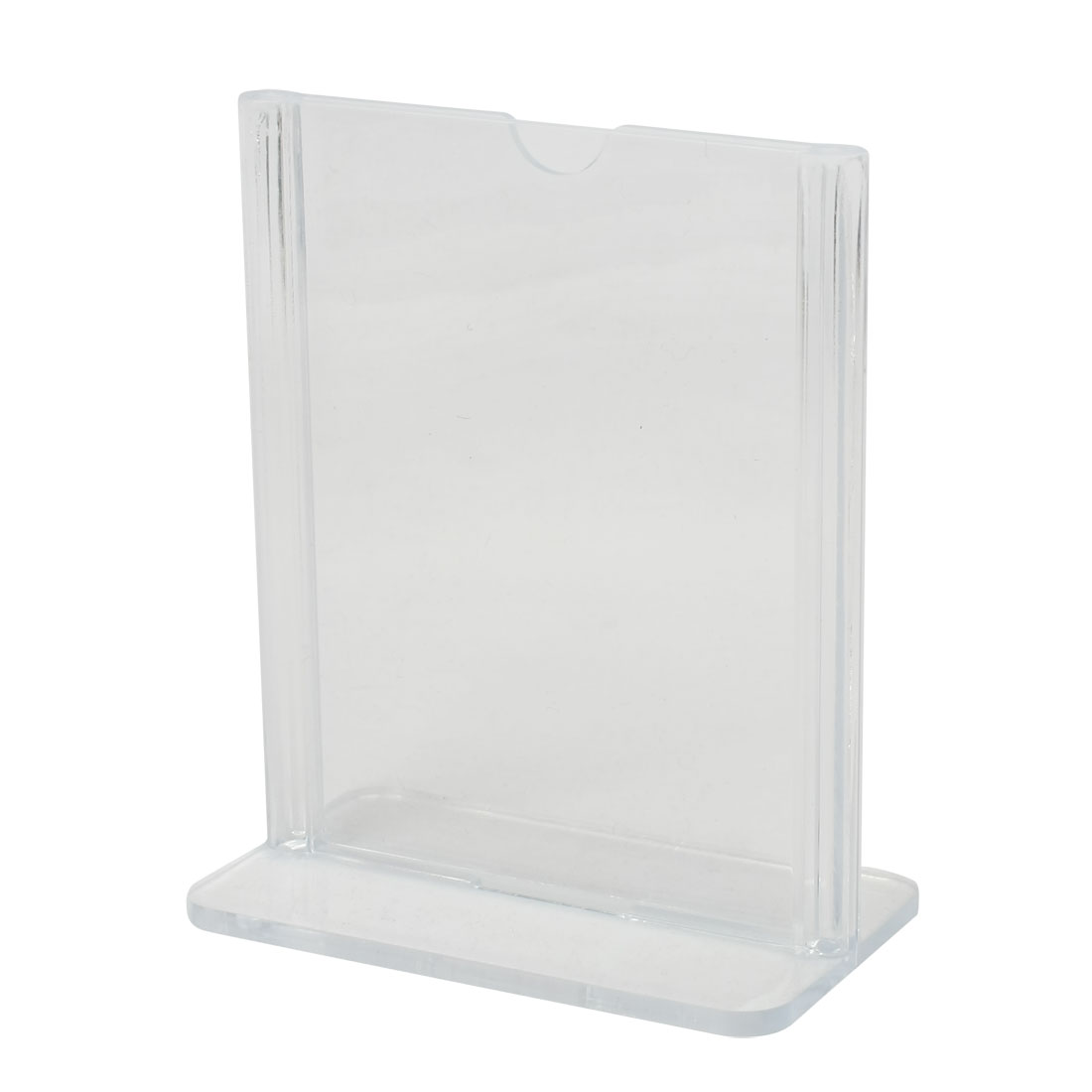 "2.5"" x 3.5"" Exhibition Paper Holder Display Stand"