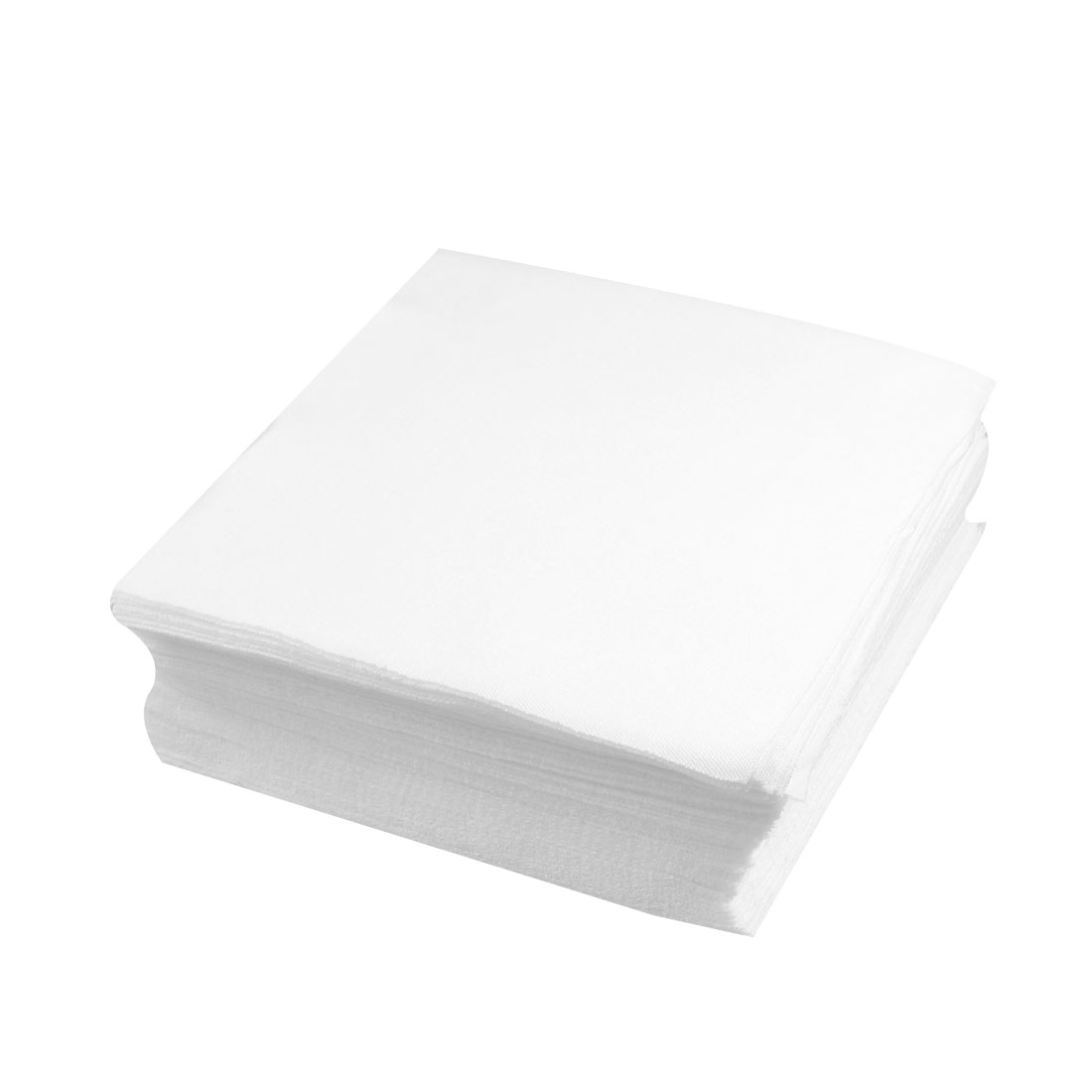 "100 Pcs PCB Clean Dustless Cleanroom Wiper Cloth White 6"" x 6"""