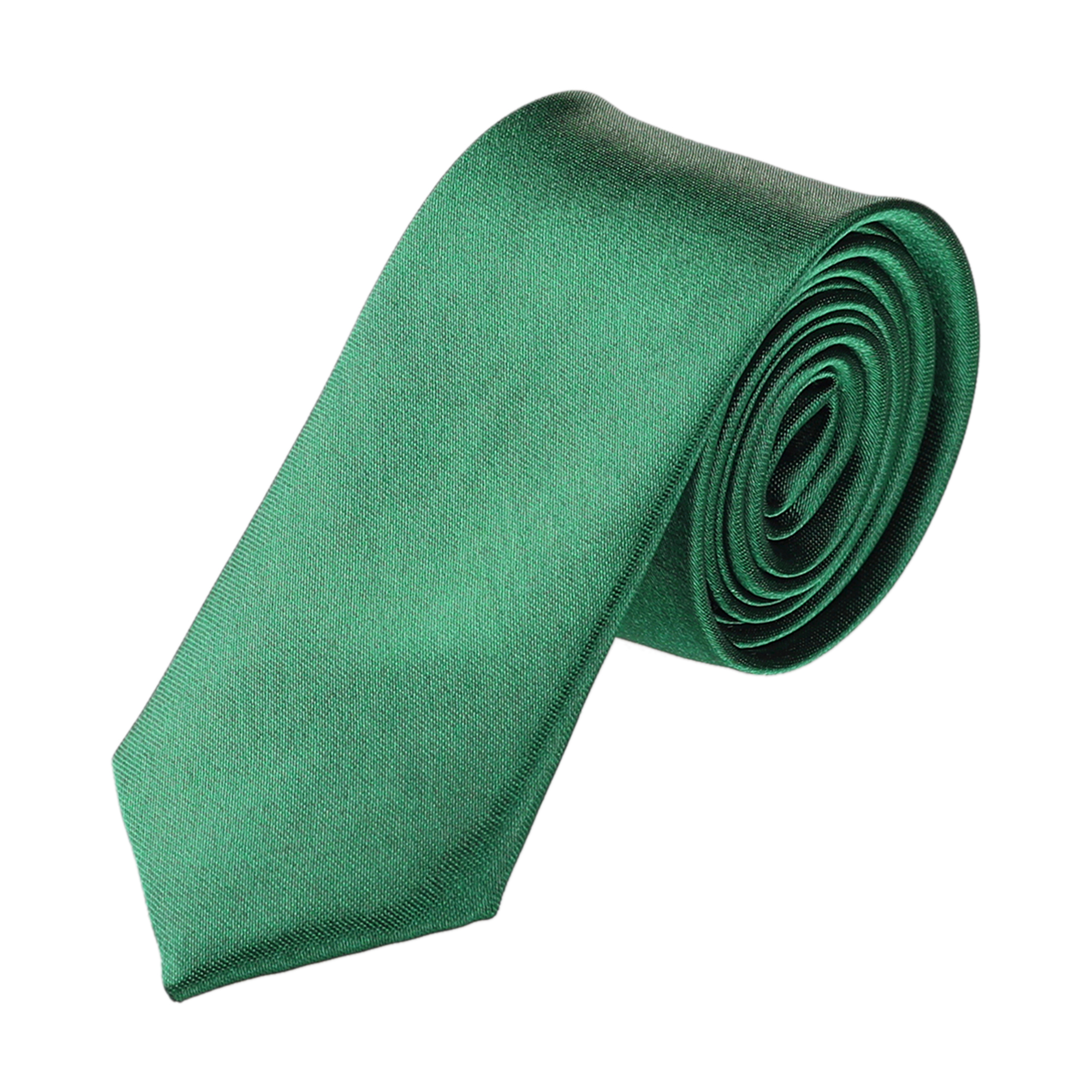 "2"" Width 59"" Long Self Tie Skinny Necktie Teal for Lady"