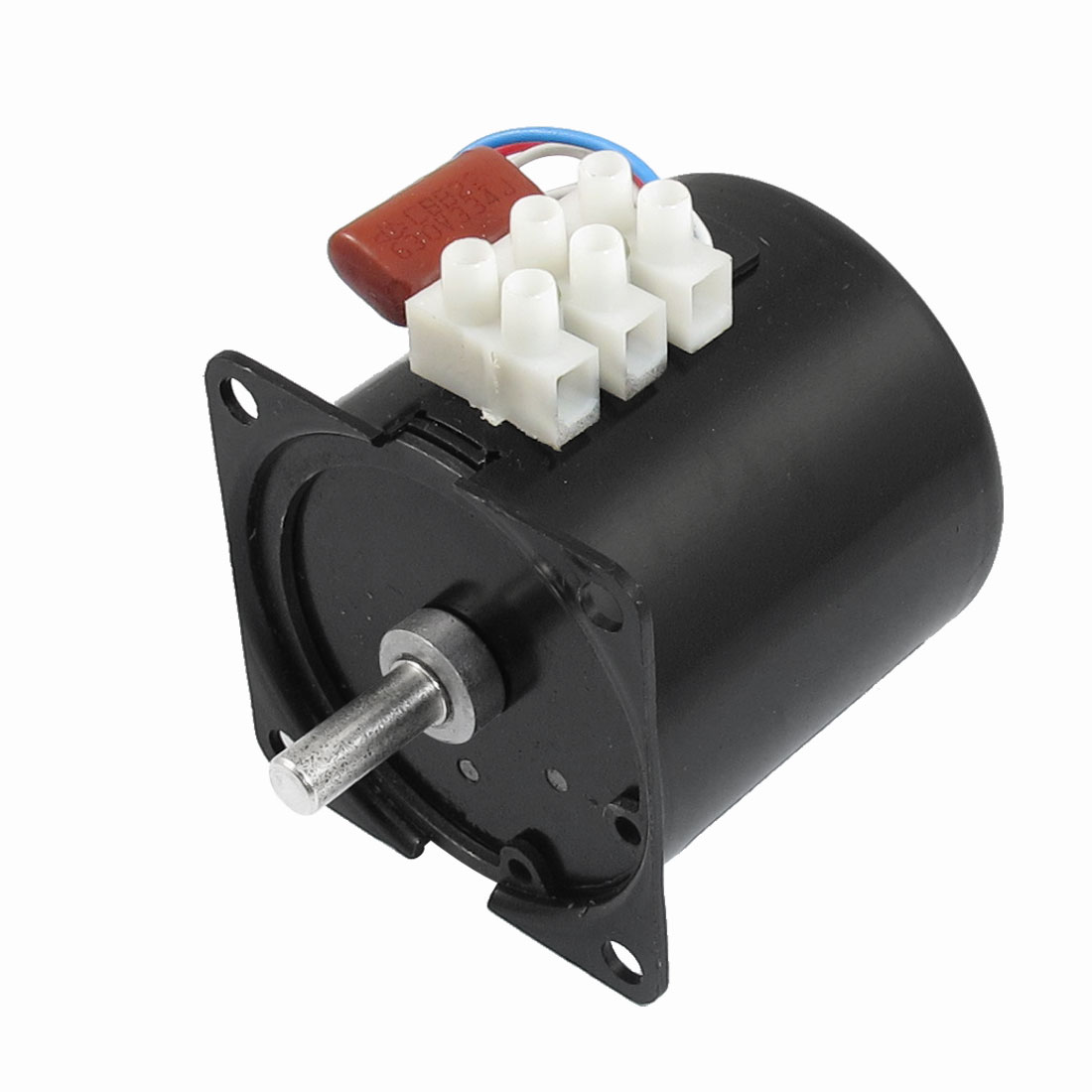 Output Speed AC 220V 0.07A 14W 5RPM Synchronous Reduction Gear Box Motor