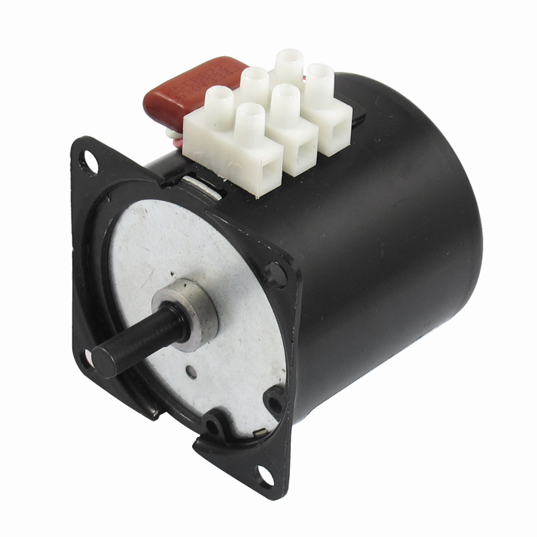 AC 220V 0.1A 14W 80RPM Synchronous Reduction Gear Box Motor