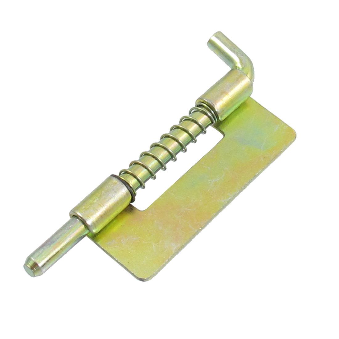 """Drawer 2.8"""" Length Door Safety Spring Latch Slide Barrel Bolt"""
