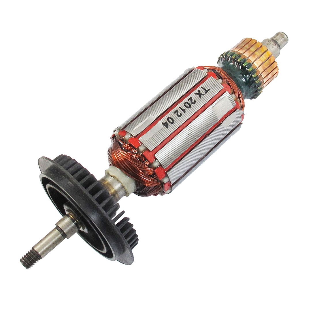AC 220V 6mm Drive Shaft Electric Motor Rotor for Bosch GWS 6-100