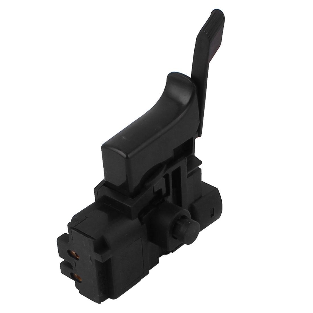 AC 250V 6A 125V 8A Lock On 4 Pins Trigger Switch for Bosch 24 Hammer Drill