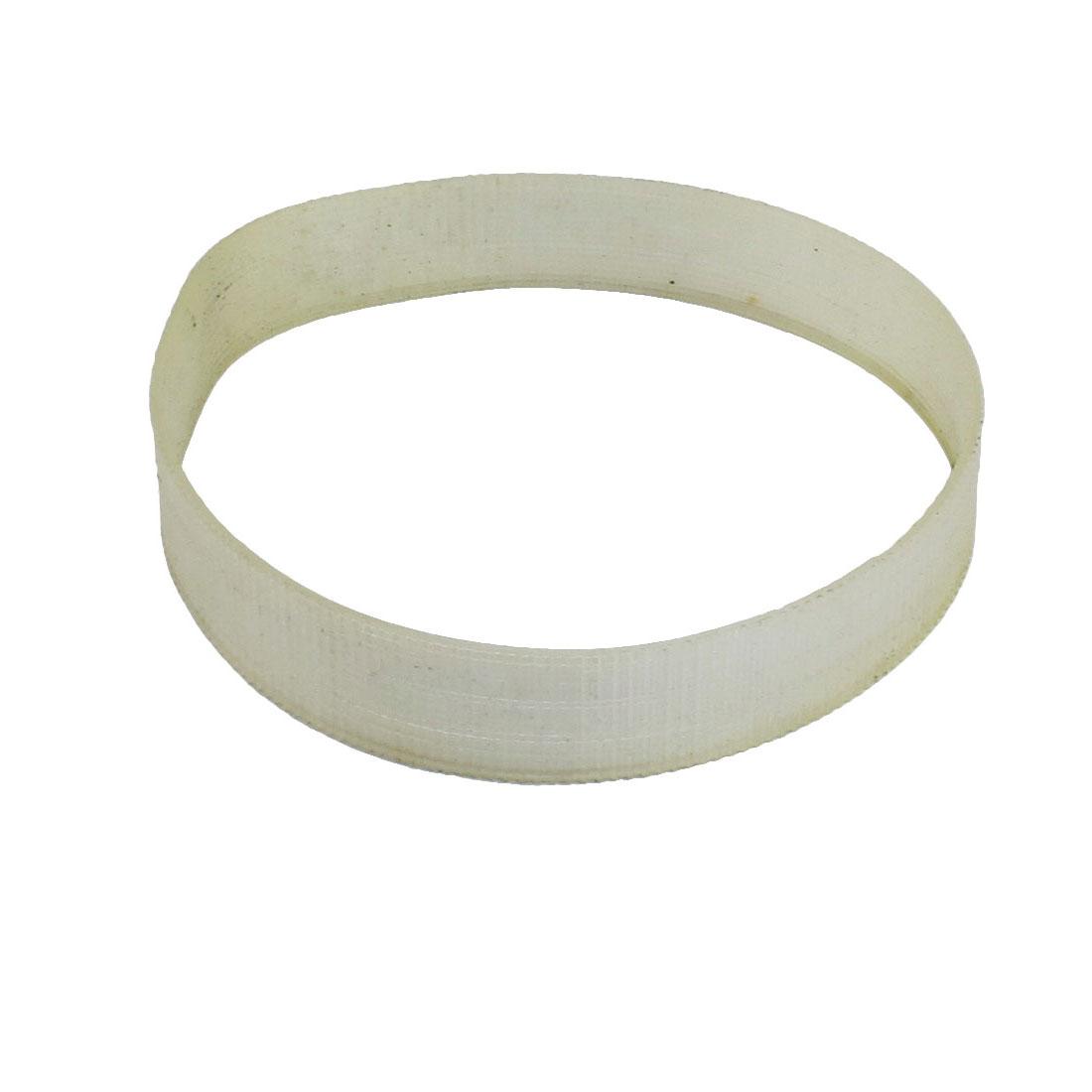 Beige Soft Plastic Repairing Component Cutting Machine Drive Belt