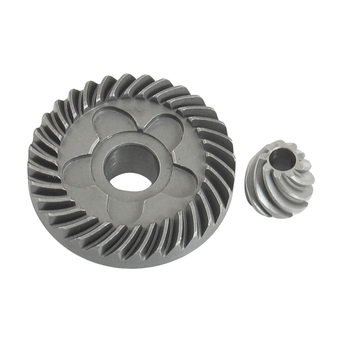 2 Pcs Repair Replacement Angle Grinder Spiral Bevel Gear for Bosch GWS6-100