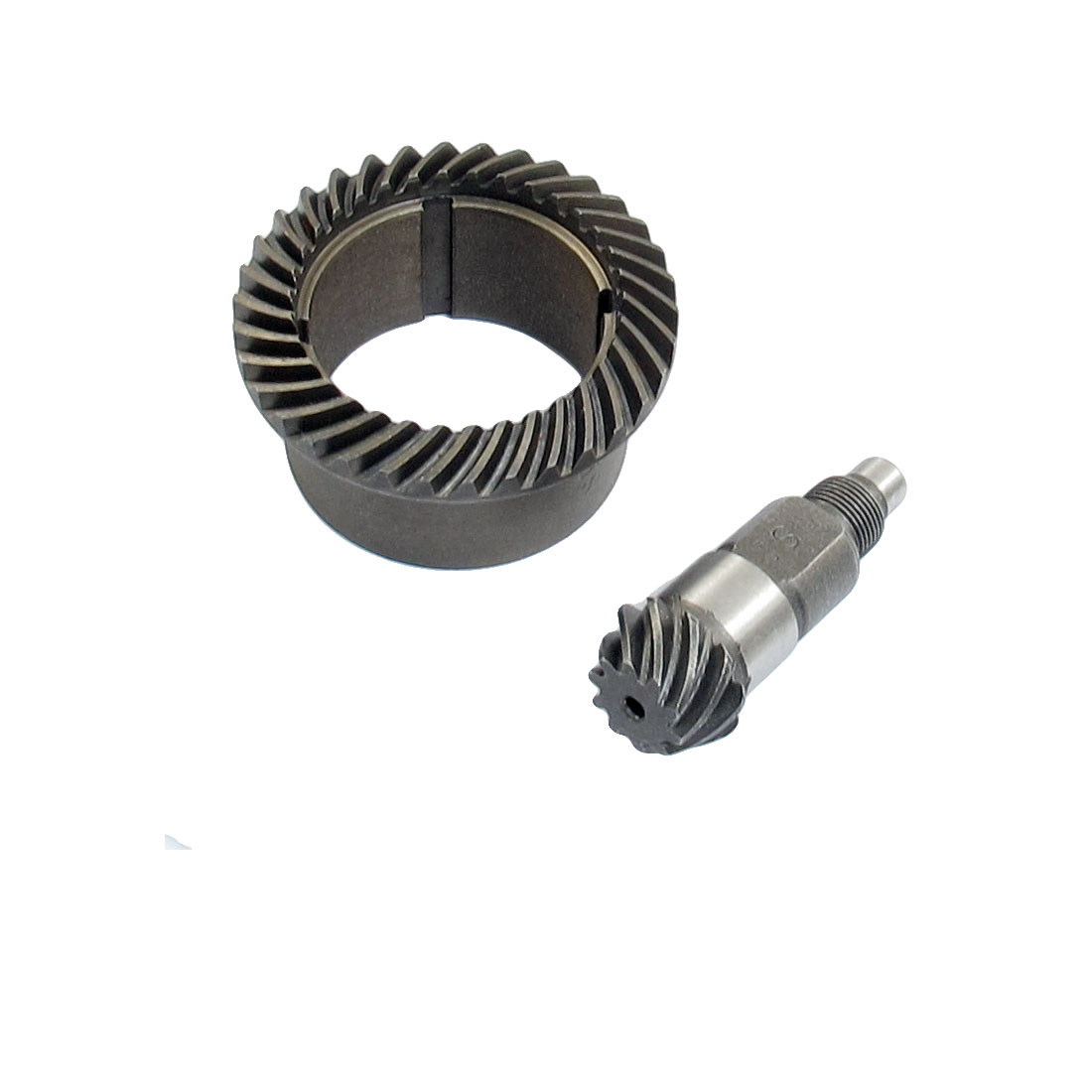 Repair Replacement Angle Grinder Spiral Bevel Gear Set for Bosch
