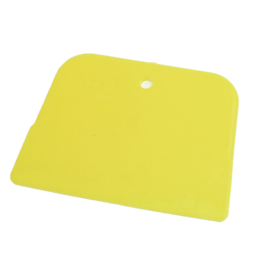 Car Auto Yellow Plastic Window Glass Scraping Blade Scraper Tool
