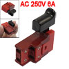 AC 250V 6A DPST NO Momentary Electric Power Tool Trigger Switch