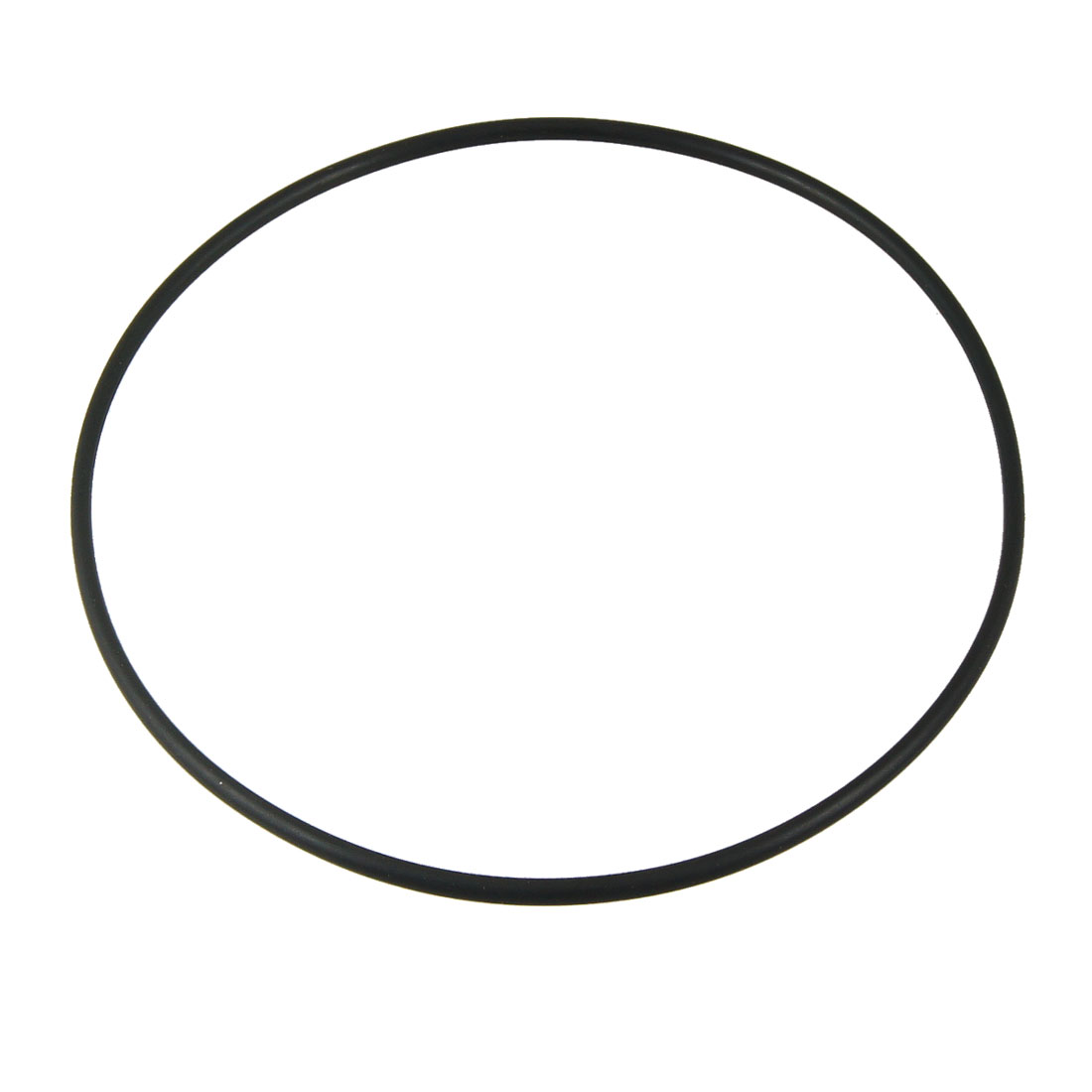 160mm x 3.5mm x 153mm Rubber Sealing Oil Filter O Rings Gaskets