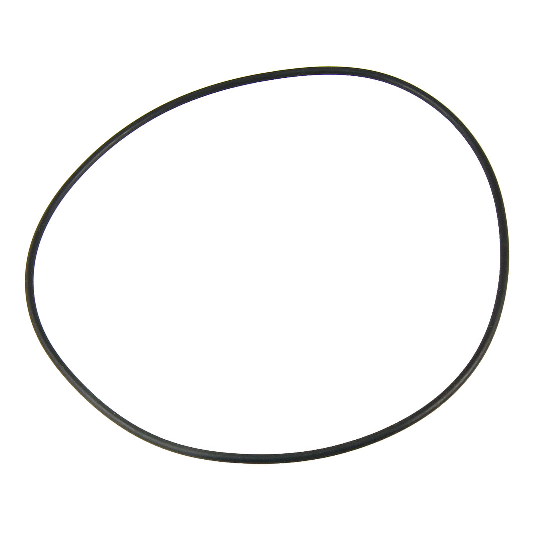 185mm x 3.5mm x 178mm Flexible Rubber O Ring Seal Washer Black