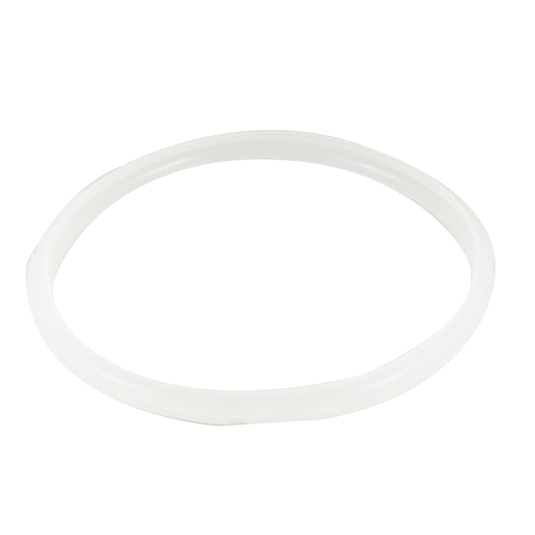 White 21.5cm Inner Dia Gasket Sealing Ring for Pressure Cookers