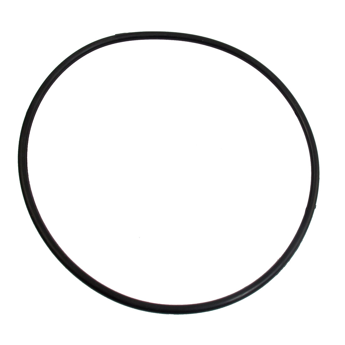 140mm Outside Dia 4mm Thick Industrial Flexible Rubber O Ring Seal Washer