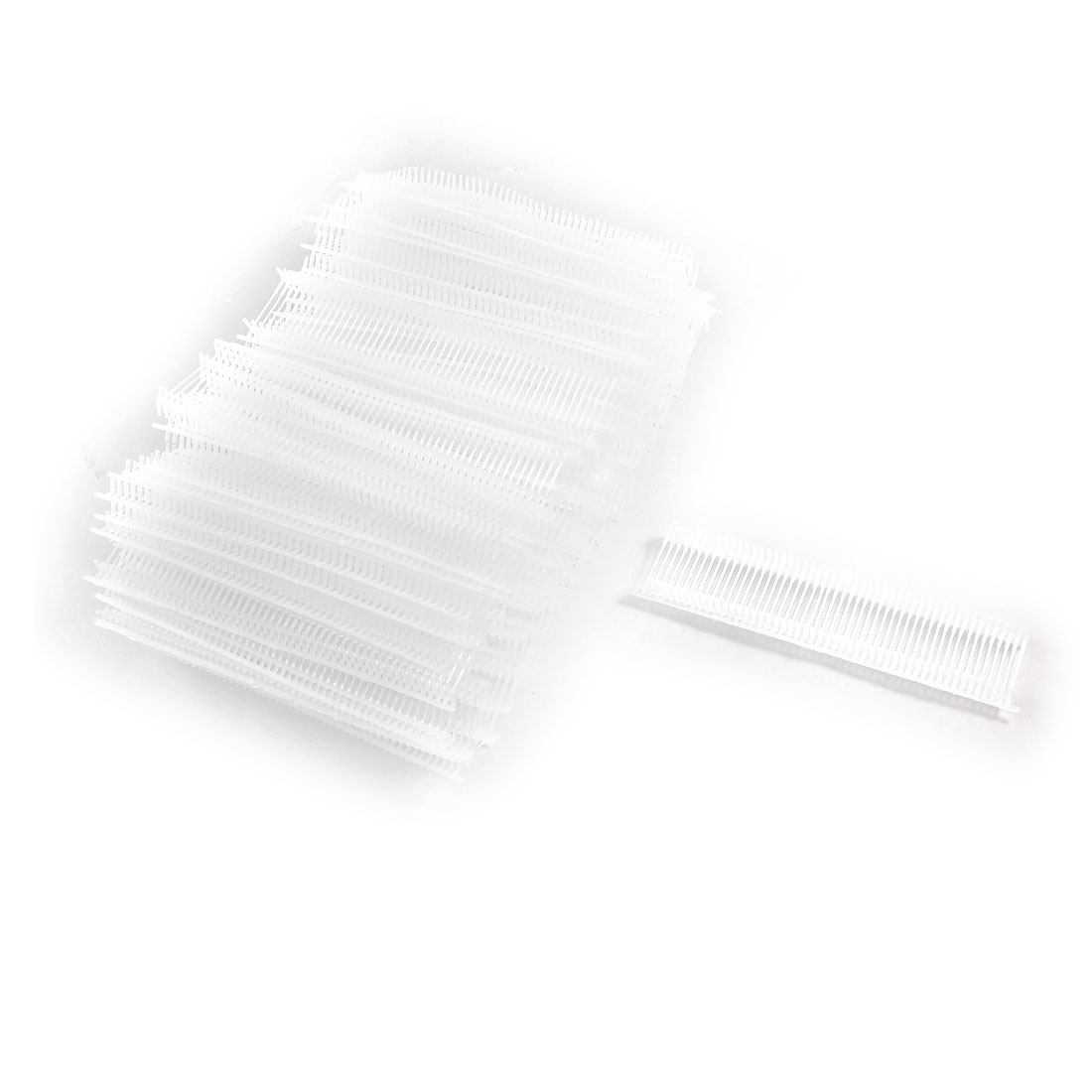 5000 x Labelling Gun Shoes Cloth Polypropylene PP Price Tag Pins Barbs 25mm