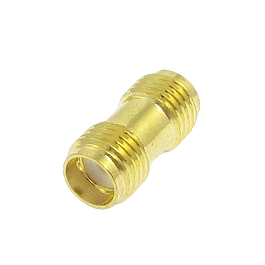 RP SMA Male to RP SMA Male Adapter Coaxial Connector