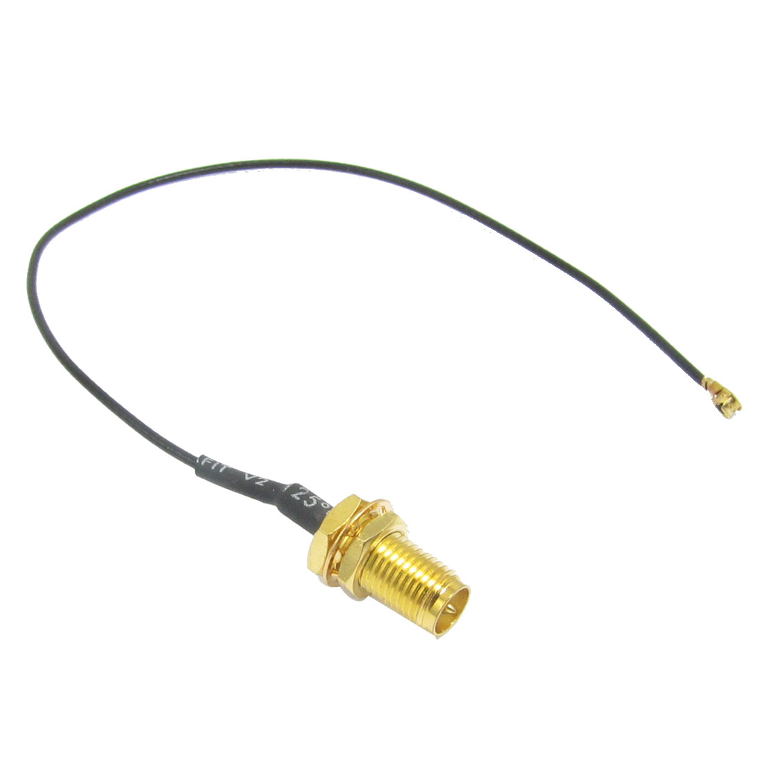 U.fl IPX to RP SMA Female Antenna for Wifi Network 19cm
