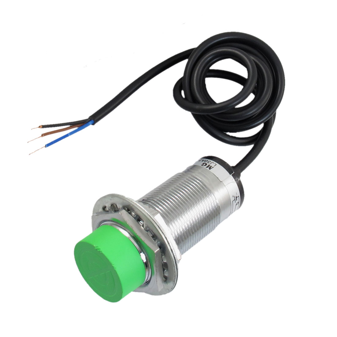 LJ30A3-15-Z/BY 6-36VDC 300mA 15mm Sensor PNP NO 3 Wires Proximity Switch