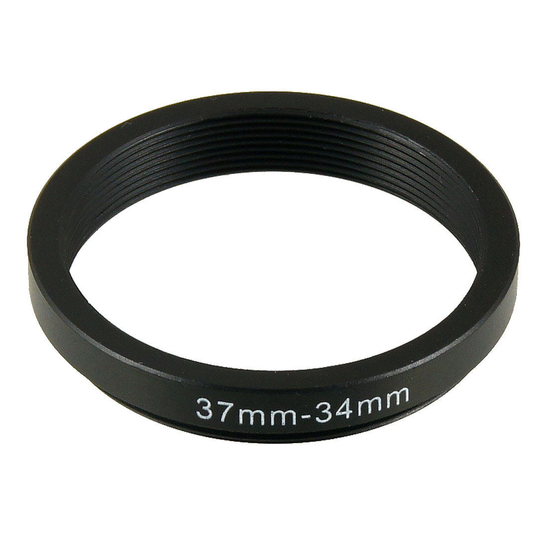 37mm-34mm 37mm to 34mm Black Step Down Ring Adapter for Camera