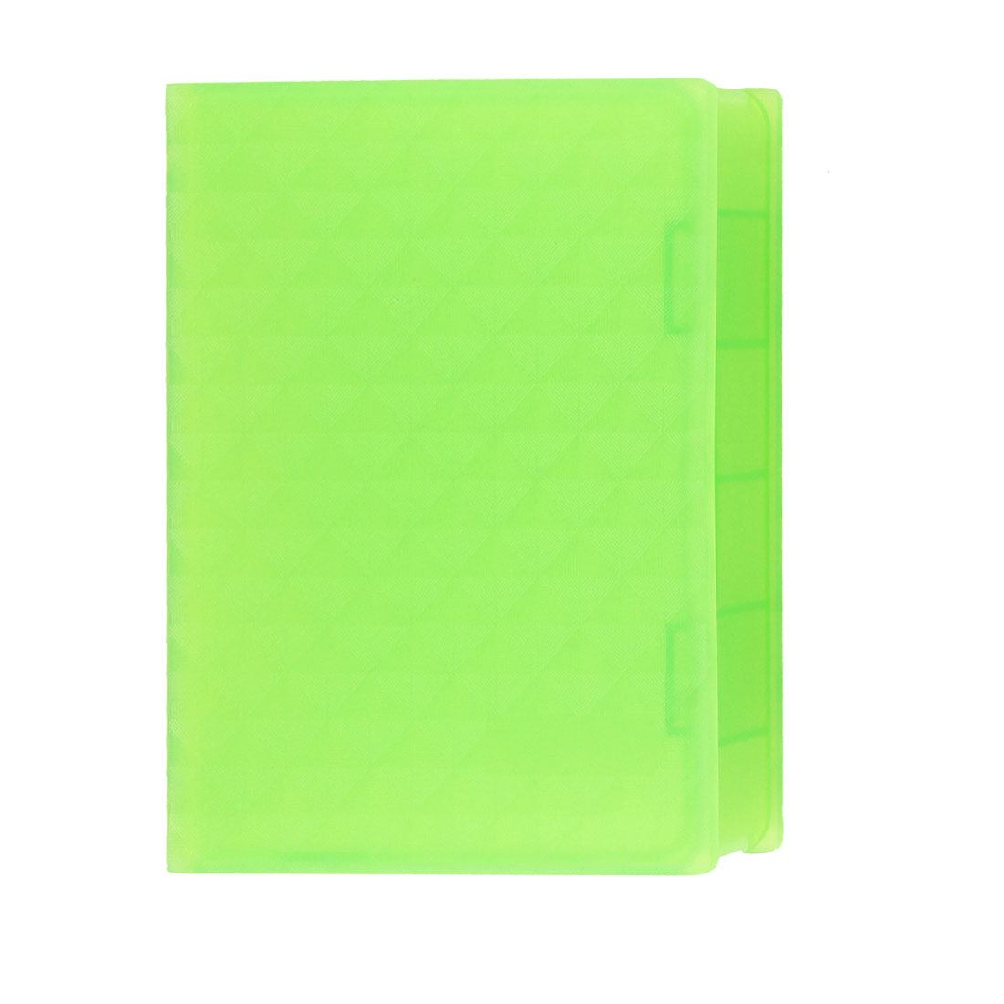 "Clear Green Drive Store Tank Plastic Case for 2.5"" Hard Disk"