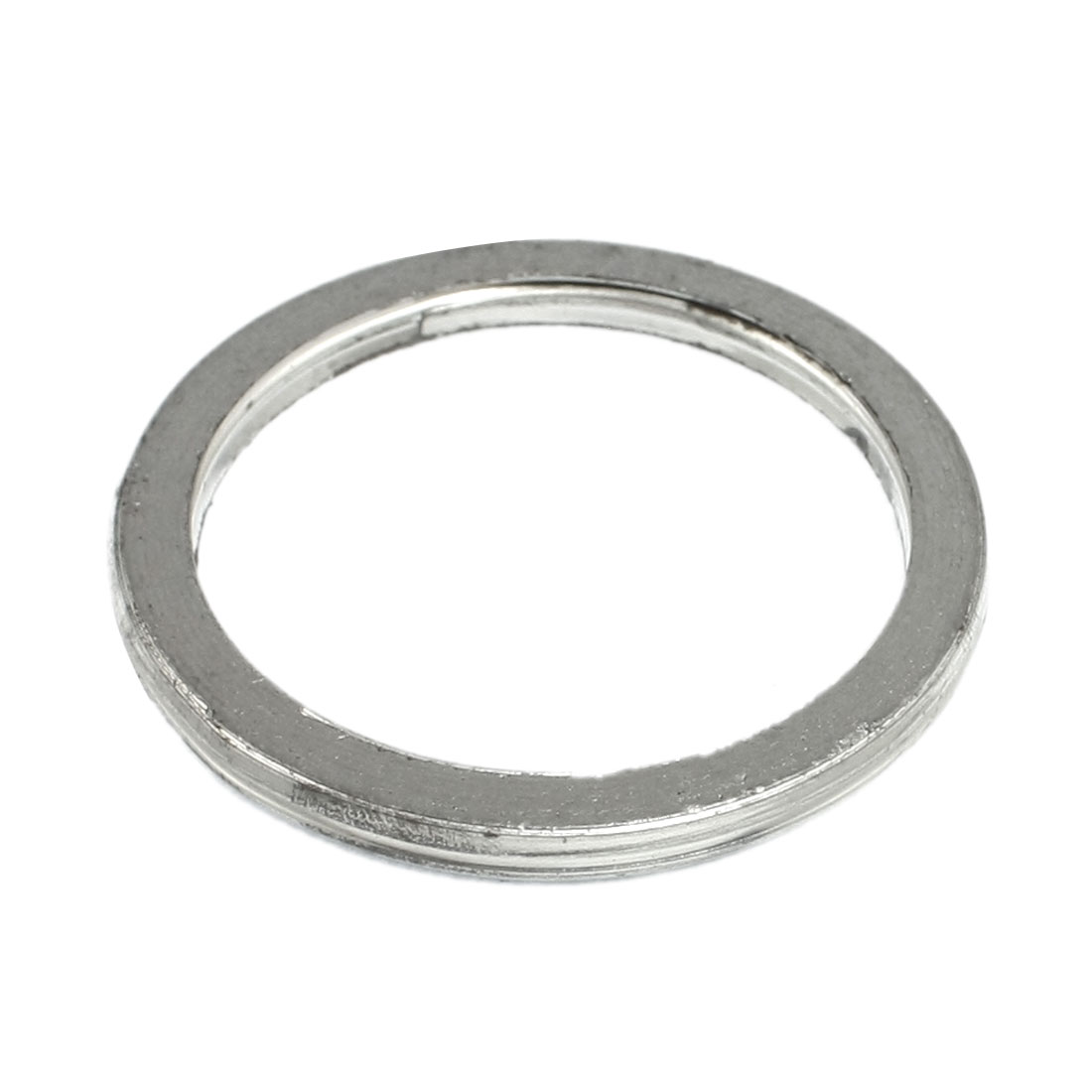 "Auto Car Universal Gray Metal 1.9"" Speaker Spacer Ring"