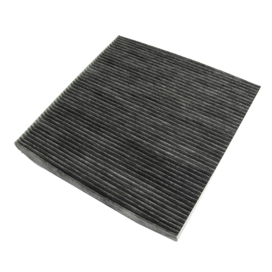 Black Active Carbon Fiber A/C Cabin Air Filter for Nissan Teana Cedric