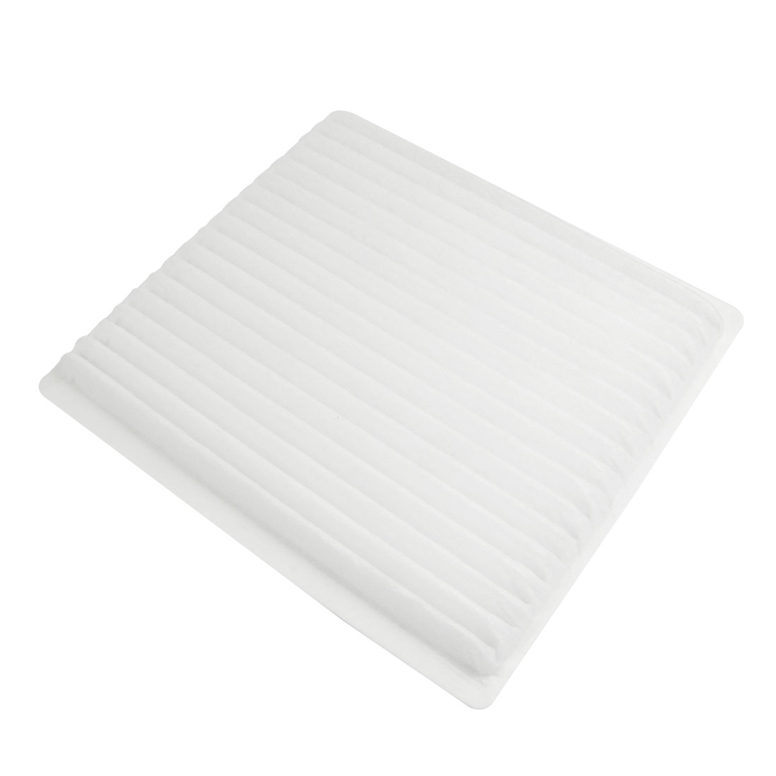 White Non Woven Cotton A/C Cabin Air Filter for Toyota Echo