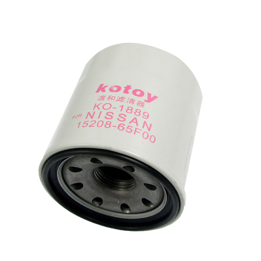 White Oil Filter for Infiniti EX35 G20 G25 G35 G37 M35 M35h Hybrid M37