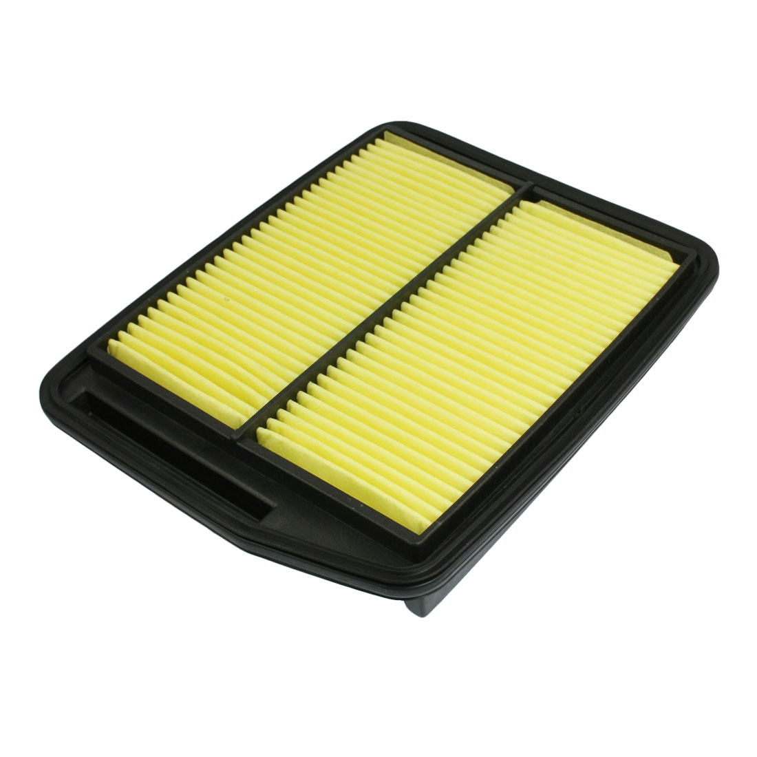 Cars Trucks Vehicles Air Filter Cleaner Black Yellow