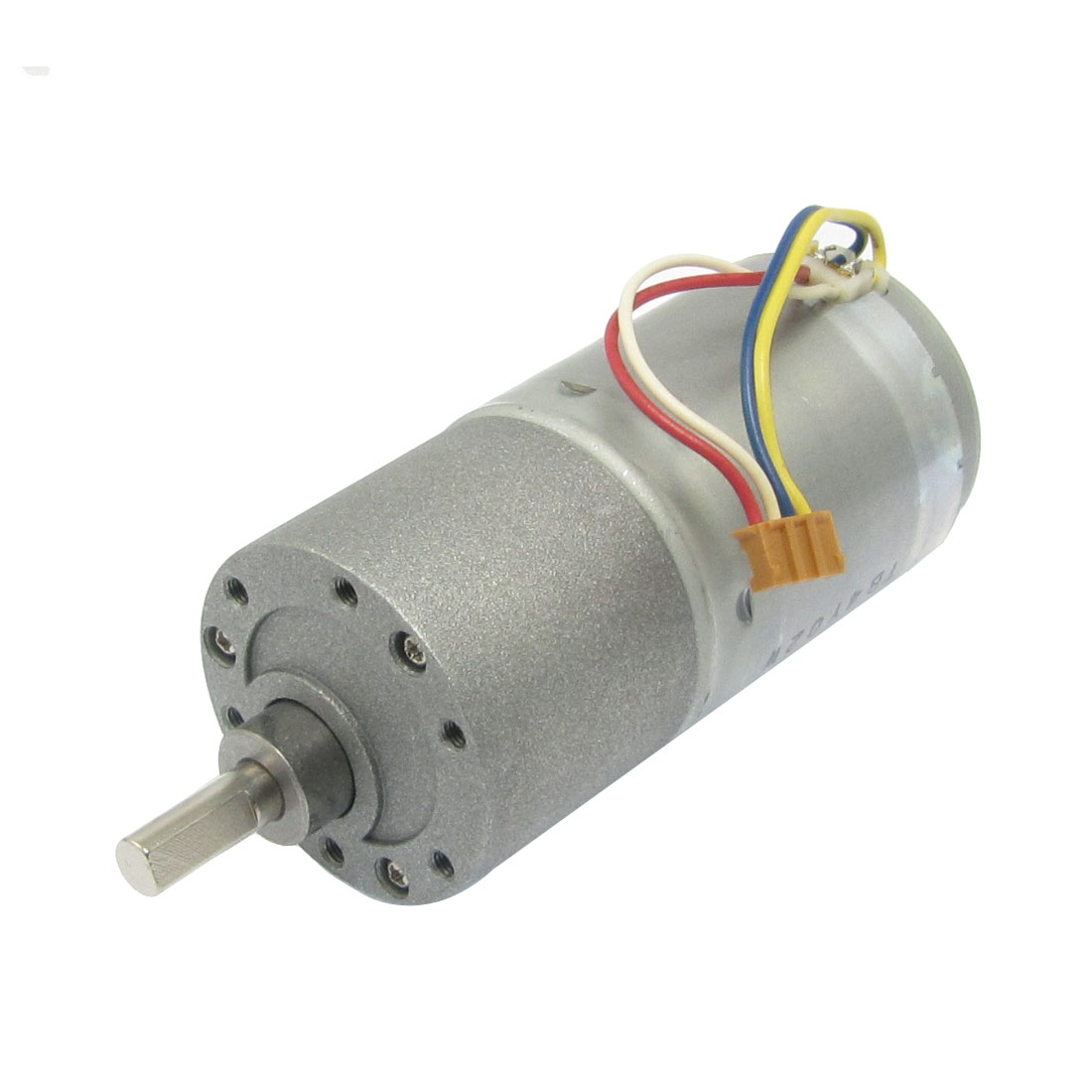 Replacement Part 37GB DC 24V 20RPM 100mA Wire Lead Electric Geared Motor