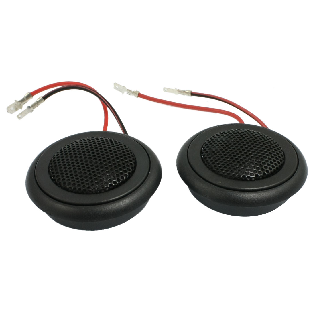 "2 Pcs 2.3"" Metal Loud Speaker Dome Tweeter 150 Watt for Car Audio System"