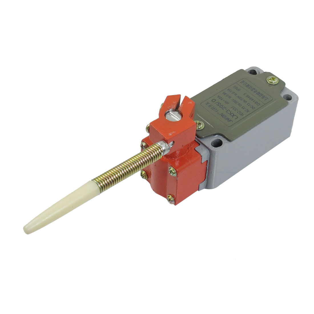 LXK3-20S/D Adjustable Rotary Lever Momentary Limit Switch 380V 10A