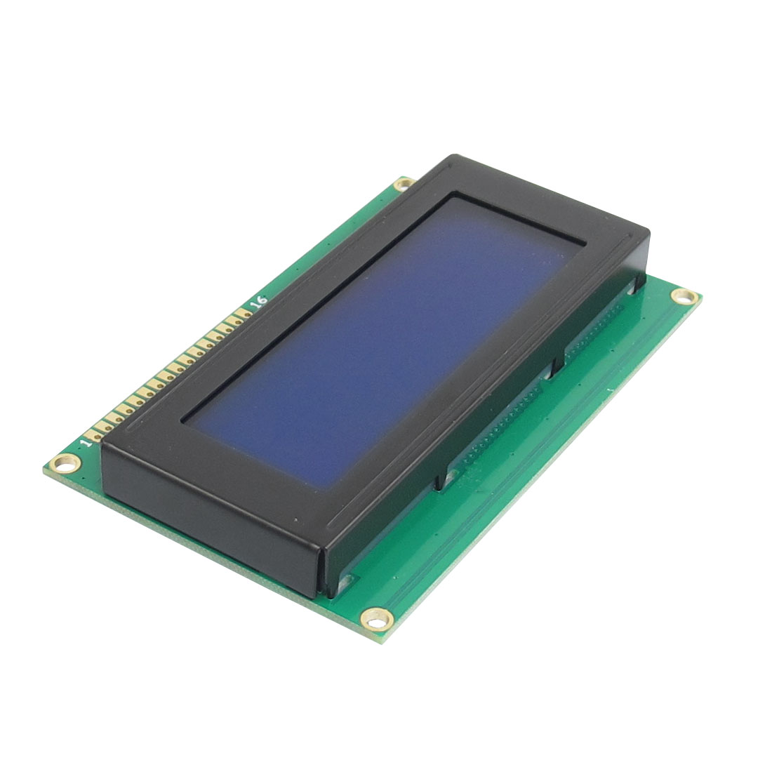 DC 5V 16-bit Blue Screen LCD Diaplay Module 100mmx40mm