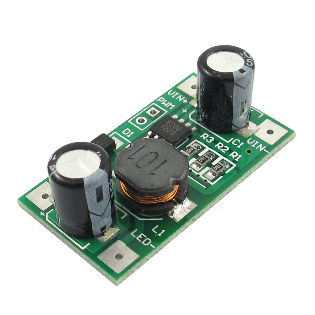 DC-DC Power Supply LED Driver Constant Current Module 700mA 3W