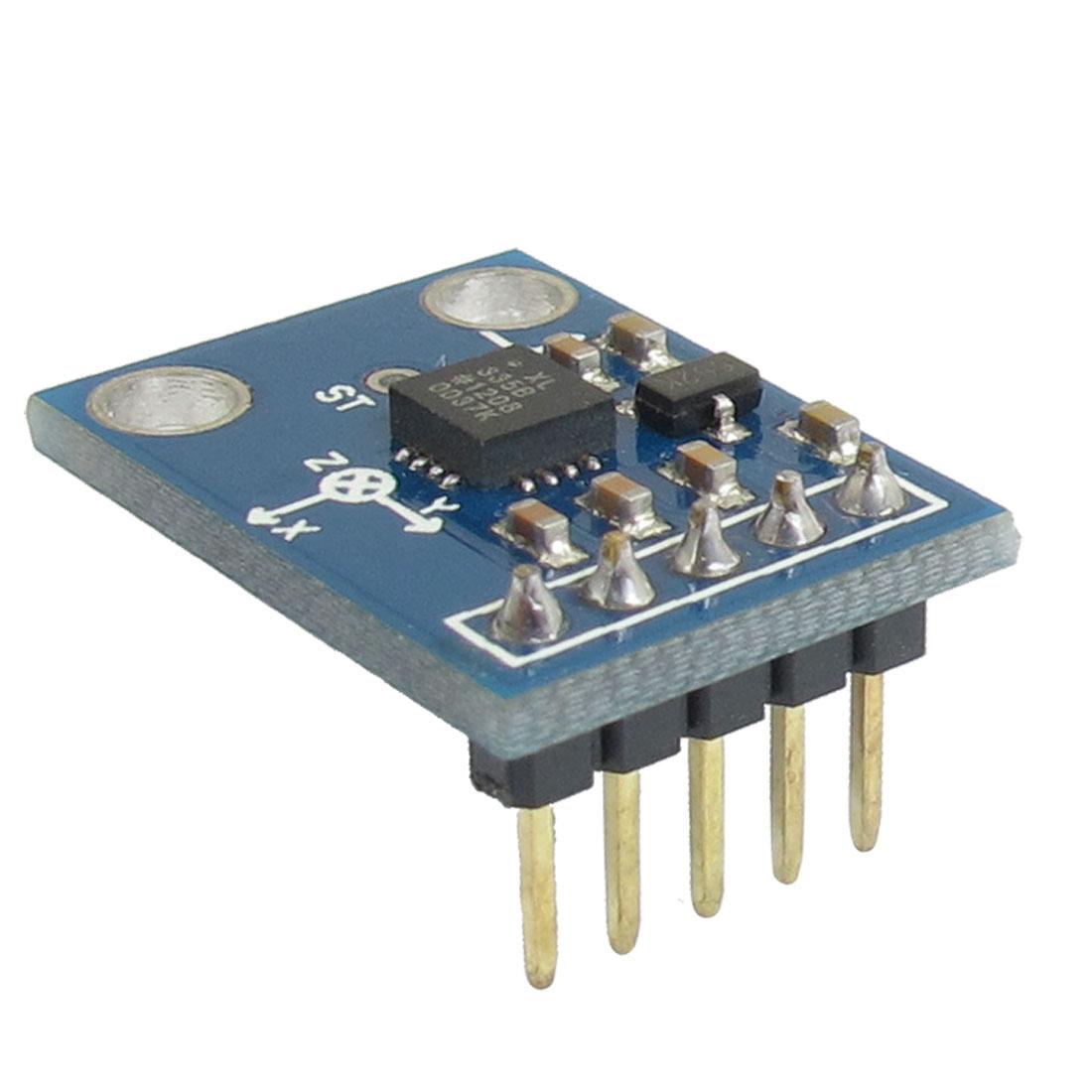 ADXL335 Module 3-axis Digital Gravity Angle Sensor Tilt Angle Module