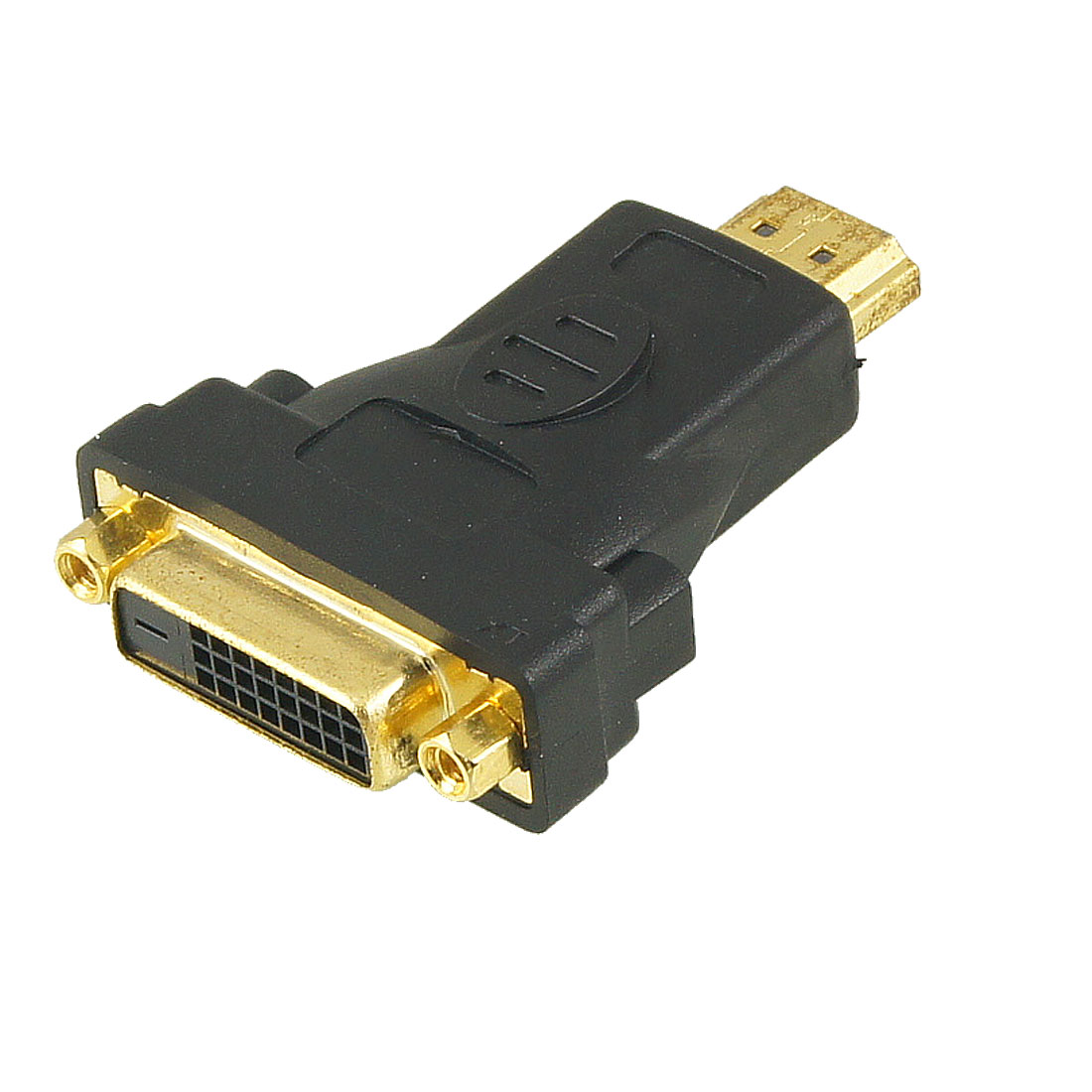 DVI-D 24+1 Female to HDMI 19 Pin Male Connector Adapter